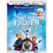 Frozen (Blu-ray + DVD + Digital HD)