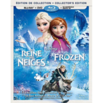 Frozen (Collector's Edition) (Blu-ray + DVD + Digital HD) (Bilingual)