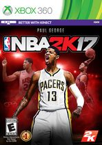 NBA 2K17: Early Tip Off Edition (Xbox 360)
