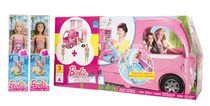 Barbie Pop-Up Camper and Beach Doll Bundle with Barbie and Teresa