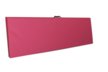 Tapis d'exercice Apple Athletic - rose