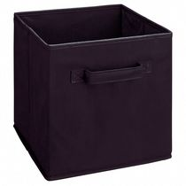 Fabric Drawer - Black