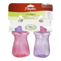 Playtex® Lil' Gripper™ Cups with Straw