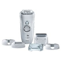 Braun Silk Epil 7-7561 Wet & Dry Legs Body and Face Epilator and Shaver