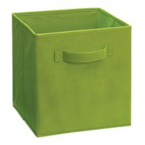Fabric Drawer - Spring Green