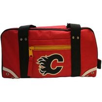NHL Shaving/Utility Bag - Calgary Flames