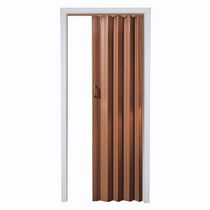"Home Style Fruitwood Via 36"" Accordion Folding Door"