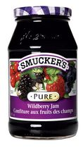 Confiture de fruits sauvages Pure de Smucker's