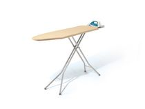 Mainstays 4-leg<br>Ironing Board with iron rest