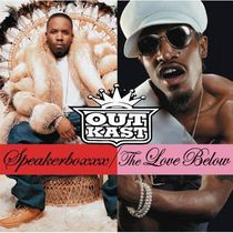 Outkast - Speakerboxxx/Love Below (4 Vinyl LPs)