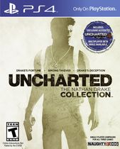 UNCHARTED : The Nathan Drake Collection (Jeu vidéo PS4)