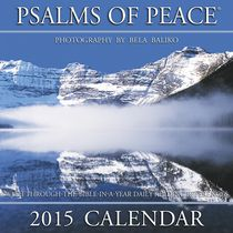 Bela Baliko 2015 Psalms of Peace Wall Calendar