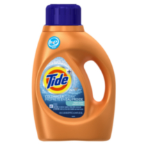 Tide Coldwater Clean Fresh Scent Liquid Laundry Detergent, 19 Loads 1.18 L
