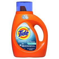 Tide Coldwater Clean Fresh Scent High Efficiency Liquid Laundry Detergent, 19 Loads 1.18 L