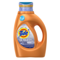 Tide Ultra Stain Release Original Scent High Efficiency Liquid Laundry Detergent, 19 Loads 1.18 L