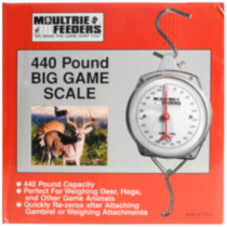 Moultrie Game Feeders 440 lb. Game Scale