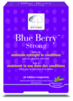 Blue Berry Strong Eyesight Management Tablets