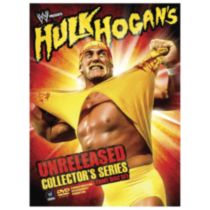 WWE Hulk Hogan Unreleased Collector's Series DVD