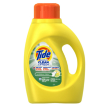 Détergent à lessive liquide de Tide Simply Clean and Fresh parfum Daybreak Fresh