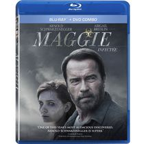 Maggie (Blu-ray + DVD) (Bilingual)