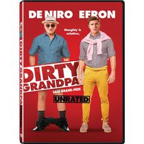 Dirty Grandpa (Unrated) (Bilingual)