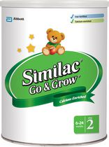 Similac Go & Grow Step 2 Nutritional Powder