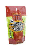 ShaSha Co. Organic Multigrain Bread Crumbs