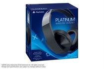 PlayStation®4 Platinum Wireless Headset