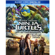 Teenage Mutant Ninja Turtles: Out Of The Shadows (Blu-ray + DVD + Digital HD) (Bilingual)