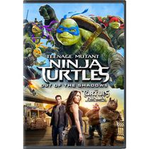 Teenage Mutant Ninja Turtles: Out Of The Shadows (Bilingual)