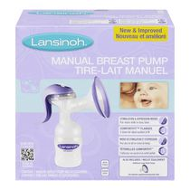 Lansinoh® Manual Breast Pump