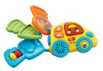Vtech Beep & Go Baby Keys- English Version