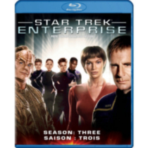 Star Trek: Enterprise - Season: Three (Blu-ray) (Bilingual)