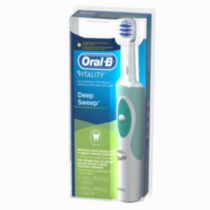 Oral B Vitality Deep Sweep - Brosse à dents électrique rechargeable Powered by Braun