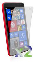 Exian Screen Protector for Lumia 625, Clear - 2 Pieces
