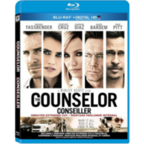 The Counselor (Unrated Extended Cut) (2-Disc Blu-ray + Digital HD) (Bilingual)