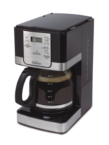 Sunbeam 12- Cup Programmable Coffee Maker - BVSBJWX27-033