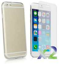 Exian Transparent Case for iPhone 6 Clear