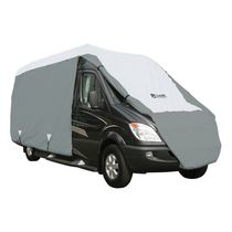 "Classic Accessories PolyPro 3 Class B RV Cover, Fits up to 20'L x 84""W x 117""H RVs"