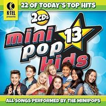 The Minipops - Mini Pop Kids 13 (2CD)