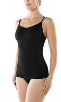Seamless Tummy Control Camisole Black Large