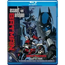 DCU Batman: Assault On Arkham (Blu-ray) (Bilingual)