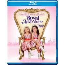 Sophia Grace & Rosie's Royal Adventure (Blu-ray) (Bilingual)