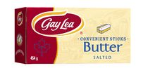 Gay Lea Foods Salted Butter Convenient Sticks