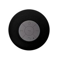 Xtreme Bluaudio Bluetooth Shower Speaker Black