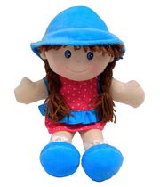 "12"" Rag Doll (Blue)"