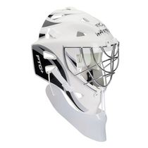Road Warrior PTG+ Elite Goalie Mask with Throat Protector