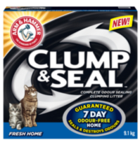 ARM & HAMMER™ Clump & Seal™ Fresh Home 9.1kg