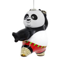 Hallmark Disney Kung Fu Panda Decoupage Ornament (Walmart Exclusive)