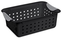 Sterilite Small Ultra™ Basket (Black)